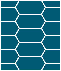 六角キルト型マスイメージ